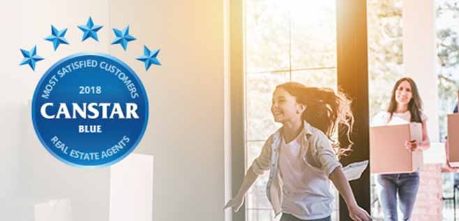 LJ Hooker wins Canstar customer satisfaction award